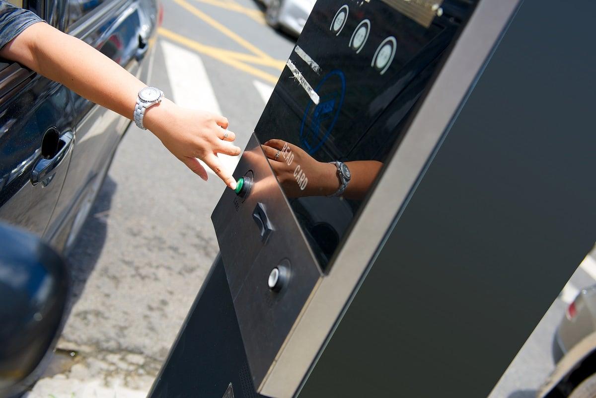 Parking Management System 1