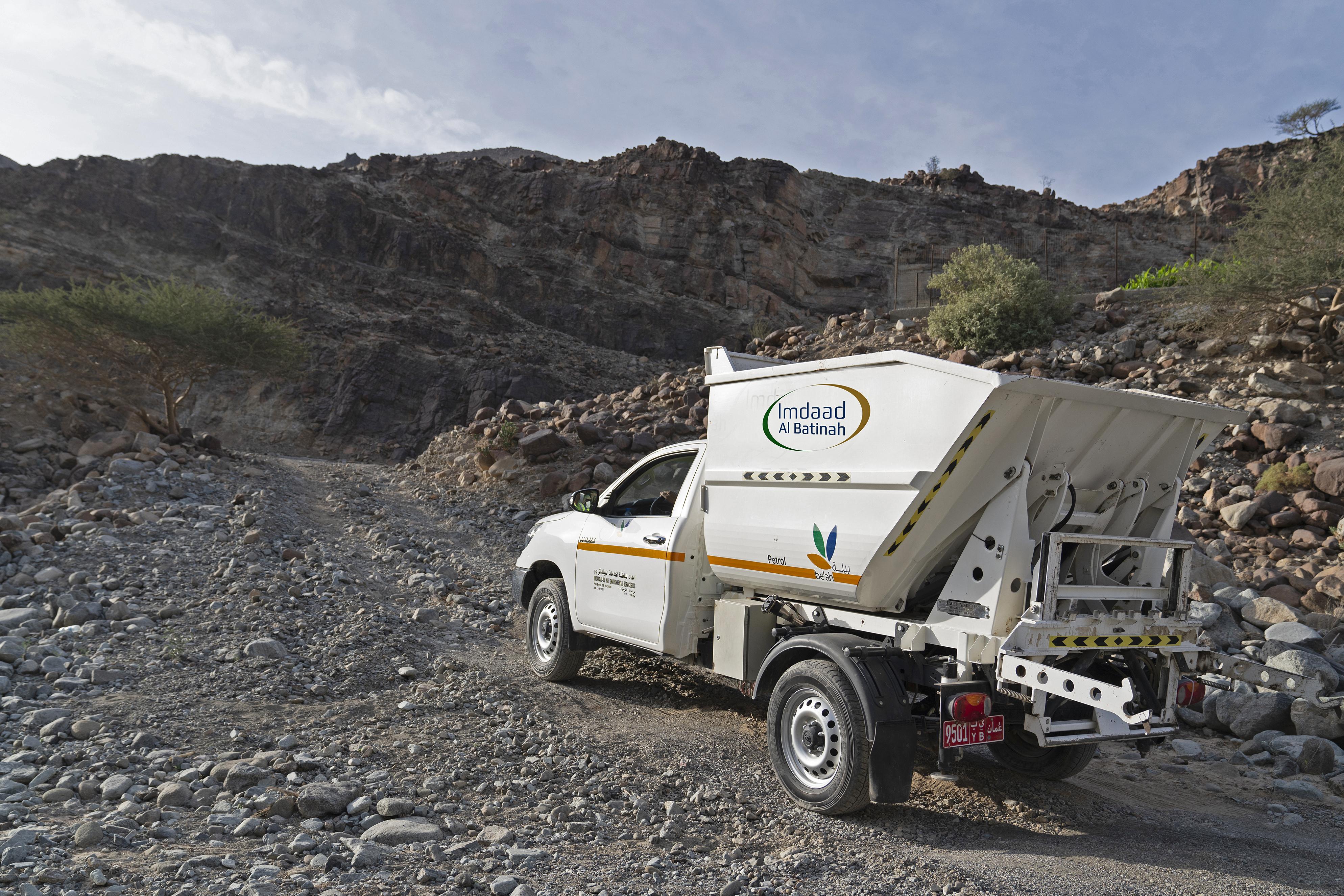 Imdaad playing vital role in Cyclone Shaheen clean-up efforts in Oman