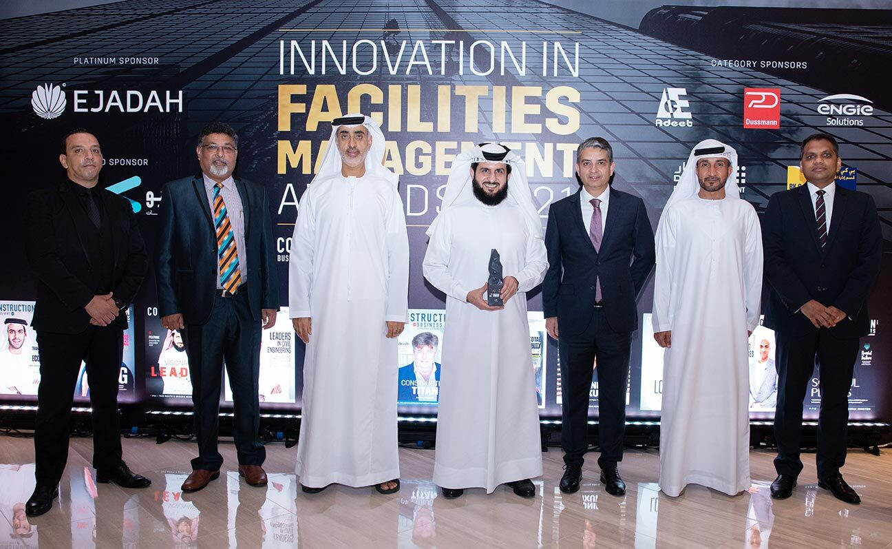 Imdaad CEO Named 'Industry Leader' at Innovation in FM Awards