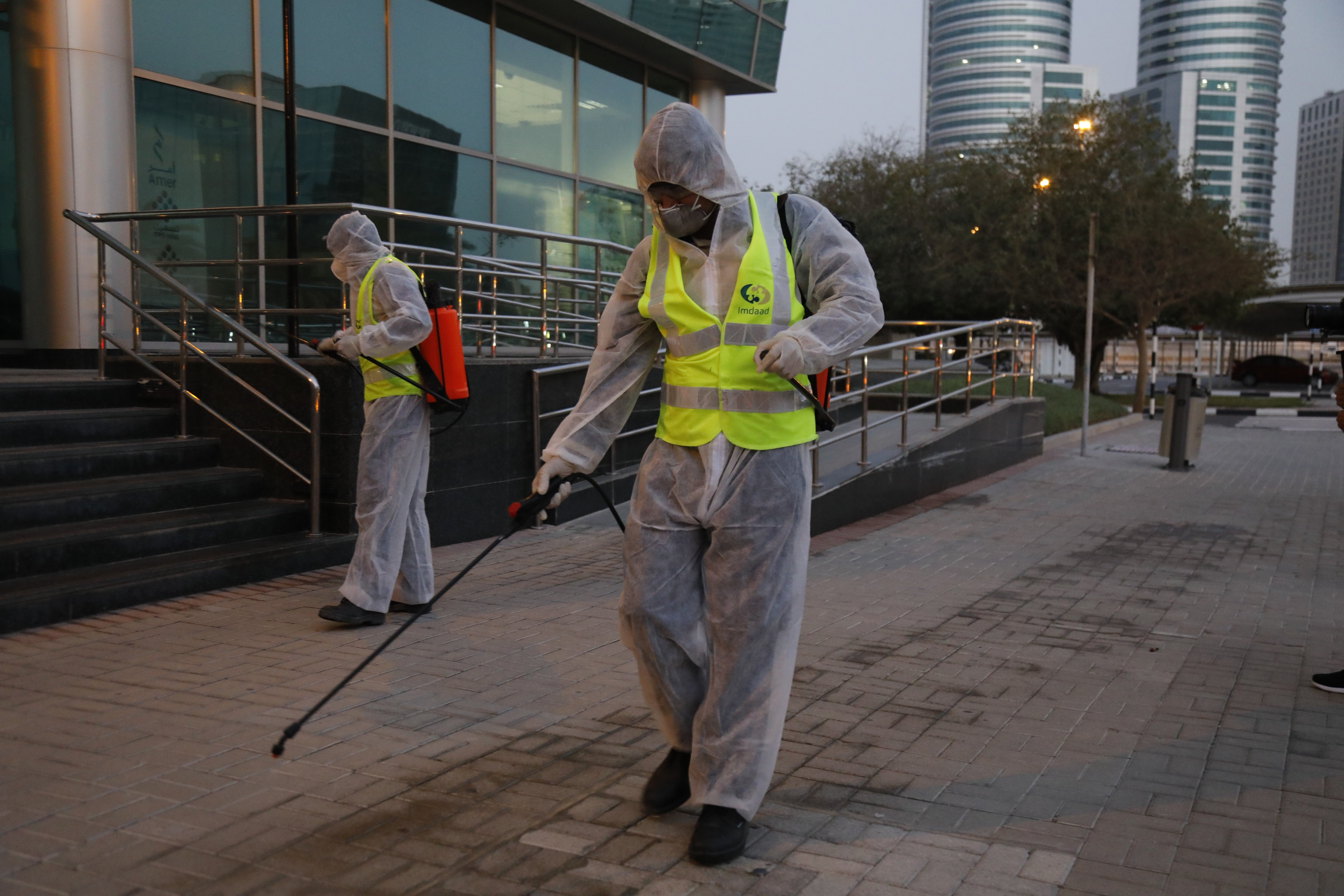 Managing Blue-Collar Workforce during a Pandemic