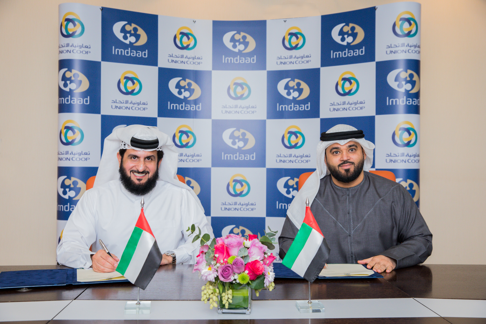 Imdaad Secures Contract Renewal for Waste Collection Services across Union Coop Outlets