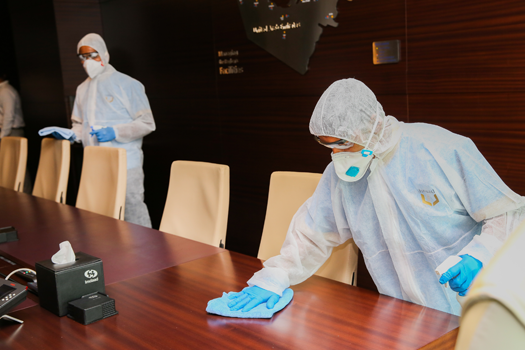 Isnaad Disinfection Services
